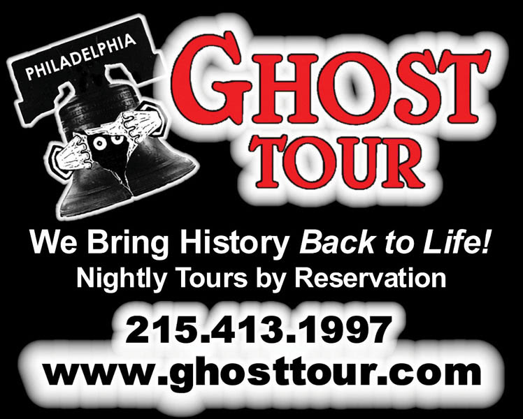 Ghost Tour of Philadelphia