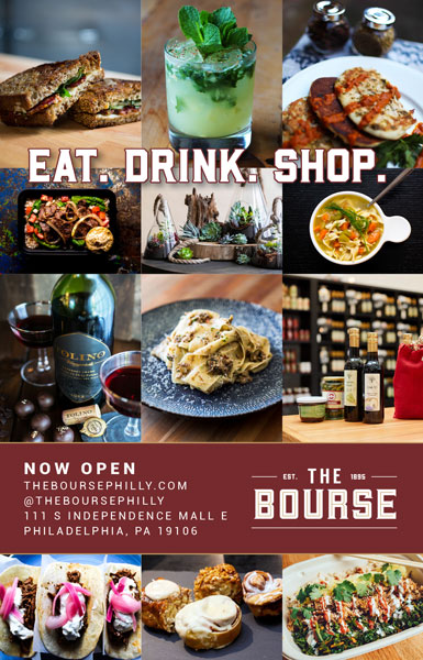 Bourse Food Court and Specialty Shops