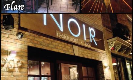 Noir Restaurant & Bar