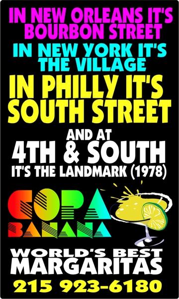 Copabanana (South Street)