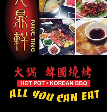 Nine Ting Hot Pot & Korean BBQ