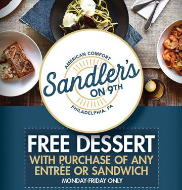 Sandler's on 9th