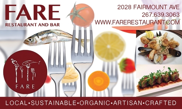 Fare Restaurant and Bar